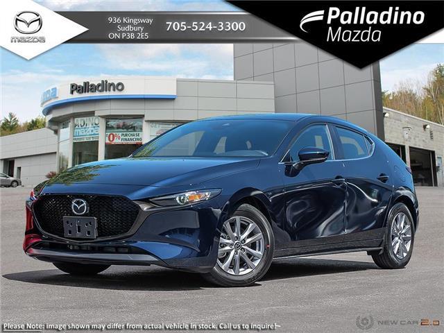 2021 Mazda Mazda3 Sport GS (Stk: 8017) in Greater Sudbury - Image 1 of 23