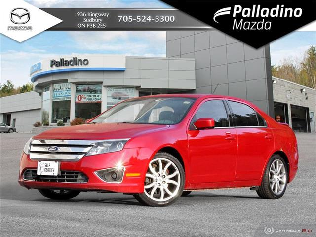 2011 Ford Fusion SEL (Stk: BC0114A) in Greater Sudbury - Image 1 of 25