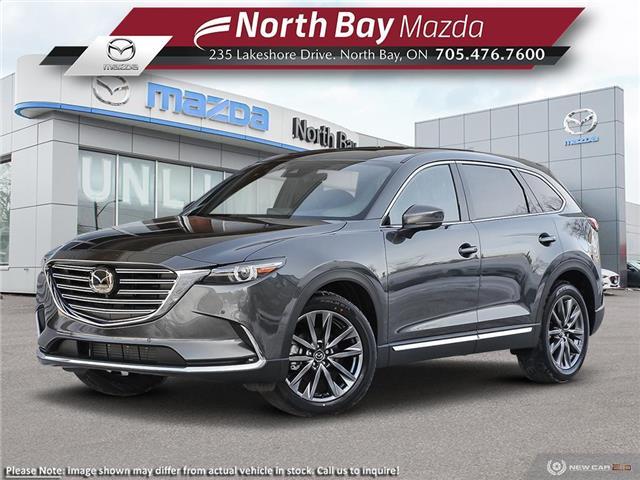2021 Mazda CX-9 Signature (Stk: 21191) in North Bay - Image 1 of 23