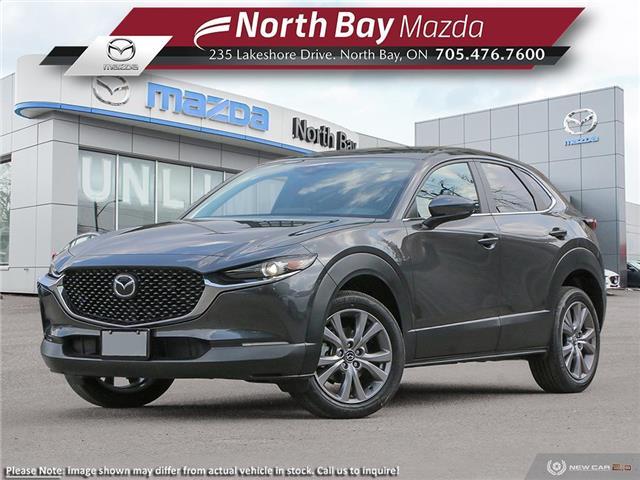 2021 Mazda CX-30 GS (Stk: 21158) in North Bay - Image 1 of 23