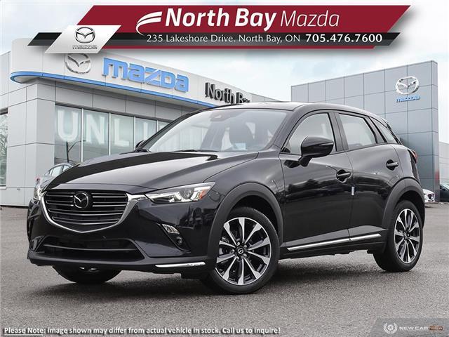 2021 Mazda CX-3 GT (Stk: 21233) in North Bay - Image 1 of 23