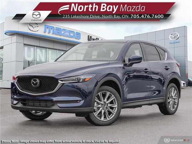 2021 Mazda CX-5 GT w/Turbo (Stk: 21203) in North Bay - Image 1 of 23