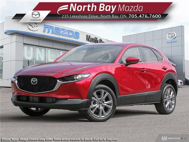 2021 Mazda CX-30 GS (Stk: 21178) in North Bay - Image 1 of 23