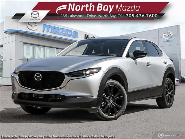 2021 Mazda CX-30 GT w/Turbo (Stk: 21188) in North Bay - Image 1 of 22