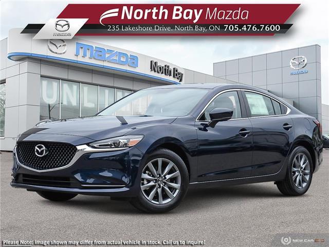 2021 Mazda MAZDA6 GS (Stk: 21175) in North Bay - Image 1 of 23