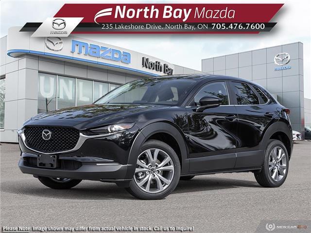 2021 Mazda CX-30 GS (Stk: 21183) in North Bay - Image 1 of 23