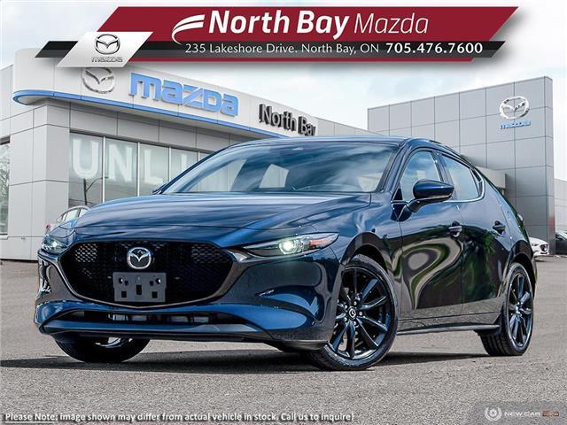2021 Mazda Mazda3 Sport GT (Stk: 21244) in North Bay - Image 1 of 23
