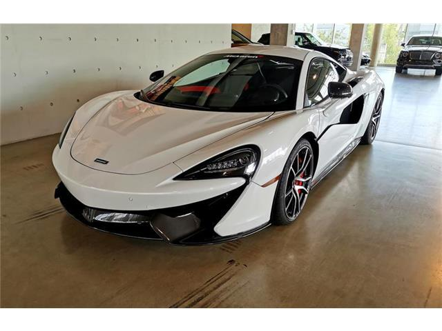 2017 McLaren 570S Coupe (Stk: U0620) in Vancouver - Image 1 of 10