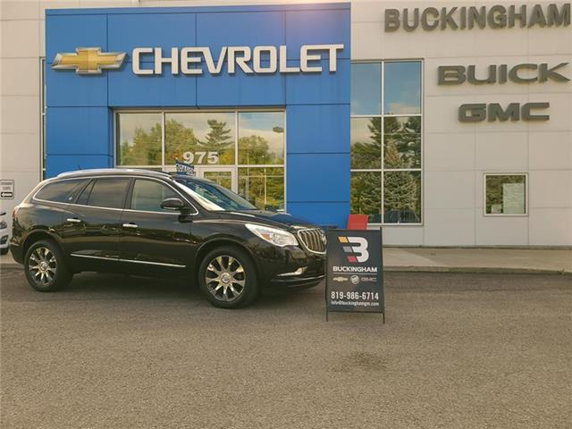 2017 Buick Enclave Leather (Stk: 21328A) in Gatineau - Image 1 of 19