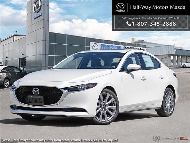 2021 Mazda Mazda3 GT (Stk: 4766) in Thunder Bay - Image 1 of 22