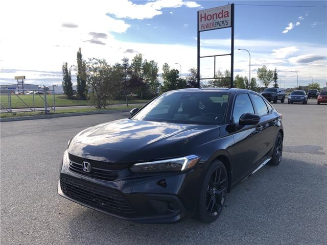 2022 Honda Civic Sport (Stk: H22-9786) in Grande Prairie - Image 1 of 22