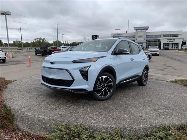 2022 Chevrolet Bolt EUV Premier (Stk: N4112766) in Calgary - Image 1 of 28