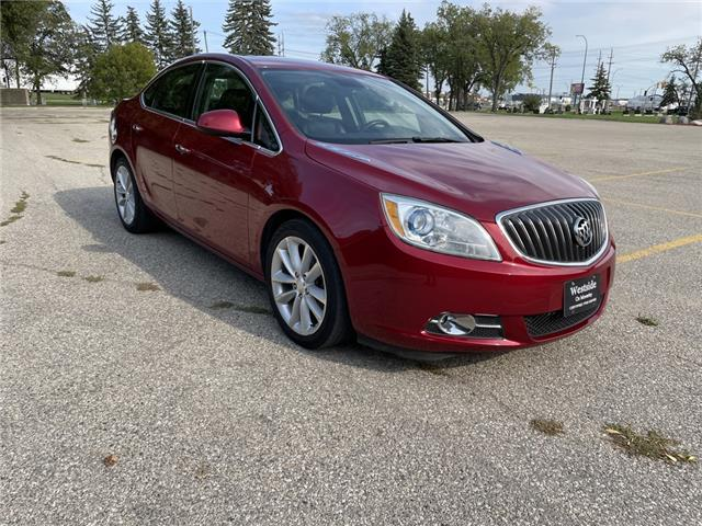2012 Buick Verano Leather Package (Stk: -) in Winnipeg - Image 1 of 20