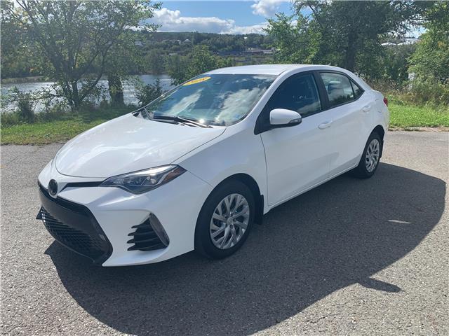 2018 Toyota Corolla SE (Stk: 18-1092) in Edmunston - Image 1 of 17