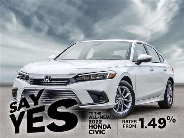 2022 Honda Civic EX (Stk: 2234034) in Calgary - Image 1 of 23