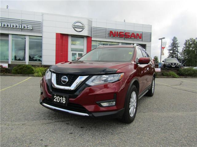 2018 Nissan Rogue  (Stk: M215A) in Timmins - Image 1 of 17