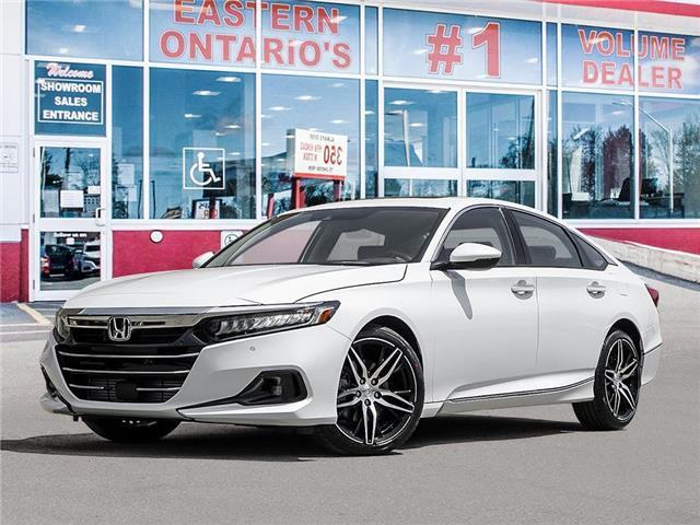 2021 Honda Accord Touring 2.0T (Stk: 349960) in Ottawa - Image 1 of 23