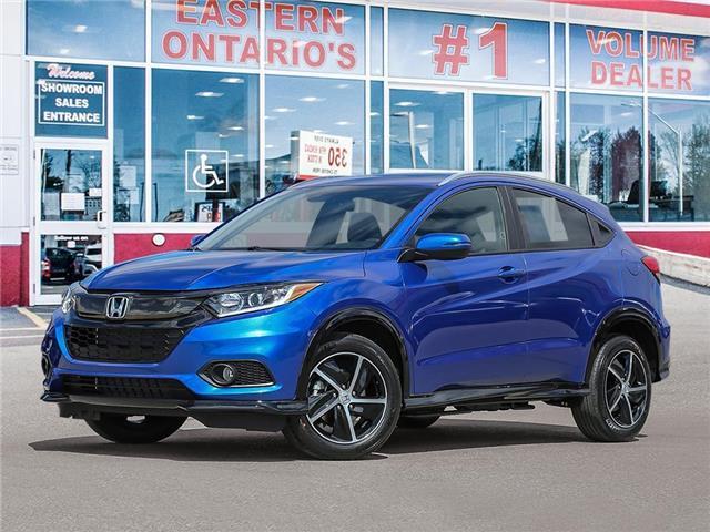 2022 Honda HR-V Sport (Stk: 349890) in Ottawa - Image 1 of 23