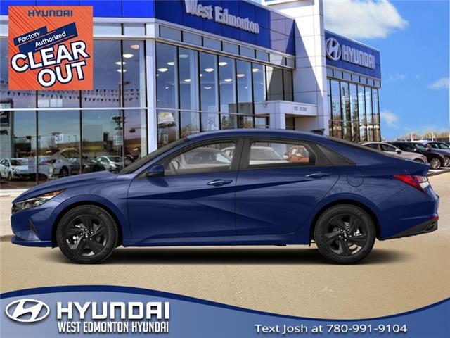 2022 Hyundai Elantra Preferred (Stk: EL29205) in Edmonton - Image 1 of 1