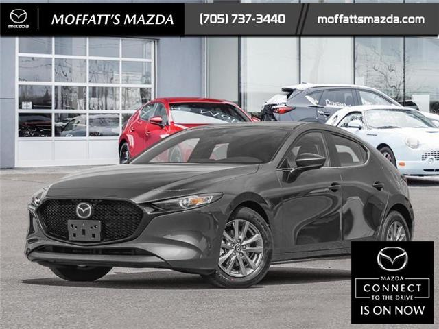2021 Mazda Mazda3 Sport GS (Stk: P9562) in Barrie - Image 1 of 23