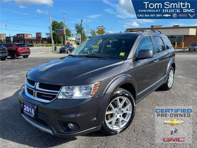 2016 Dodge Journey R/T (Stk: 210747A) in Midland - Image 1 of 18