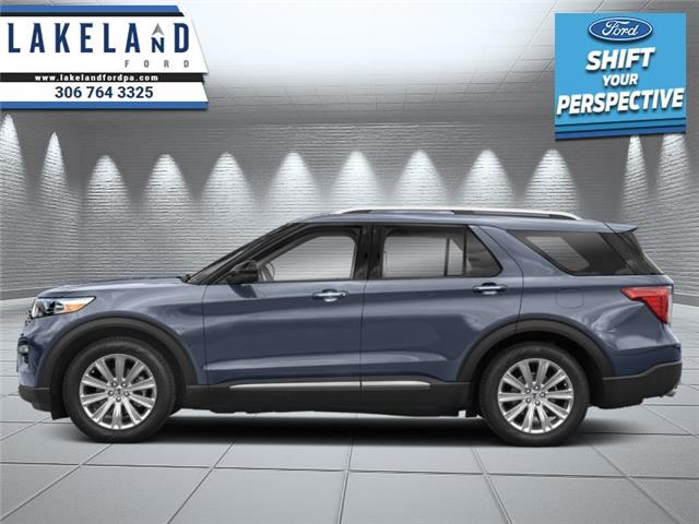2021 Ford Explorer Limited (Stk: 21-317) in Prince Albert - Image 1 of 1