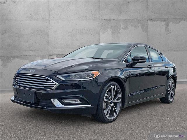 2018 Ford Fusion Titanium (Stk: 9953) in Quesnel - Image 1 of 23