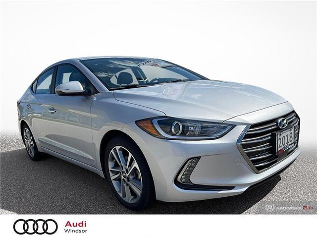 2018 Hyundai Elantra  (Stk: 20663A) in Windsor - Image 1 of 30