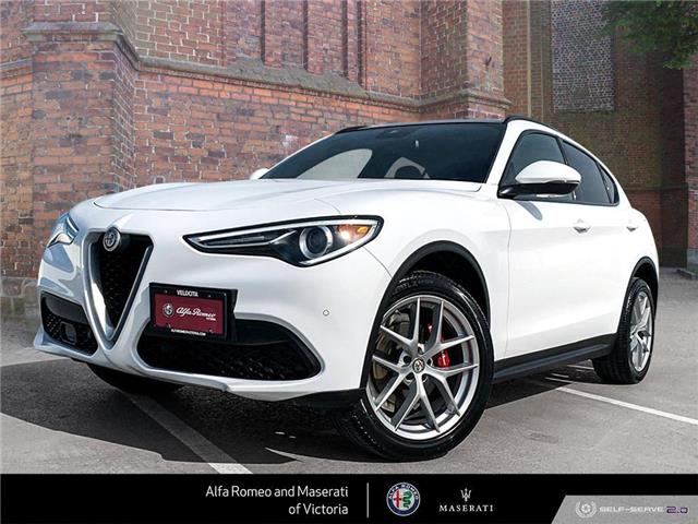 2018 Alfa Romeo Stelvio ti (Stk: 906190) in Victoria - Image 1 of 25