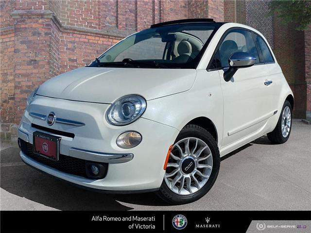 2013 Fiat 500C Lounge (Stk: 906210) in Victoria - Image 1 of 25