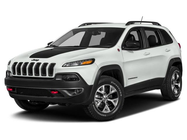 2017 Jeep Cherokee Trailhawk (Stk: LC21338A) in London - Image 1 of 10