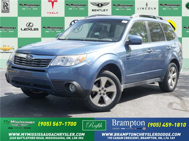 2010 Subaru Forester 2.5 X (Stk: 1624A) in Mississauga - Image 1 of 24