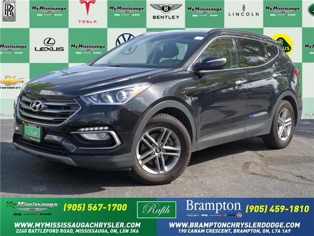 2017 Hyundai Santa Fe Sport 2.4 Premium (Stk: 21461A) in Mississauga - Image 1 of 22