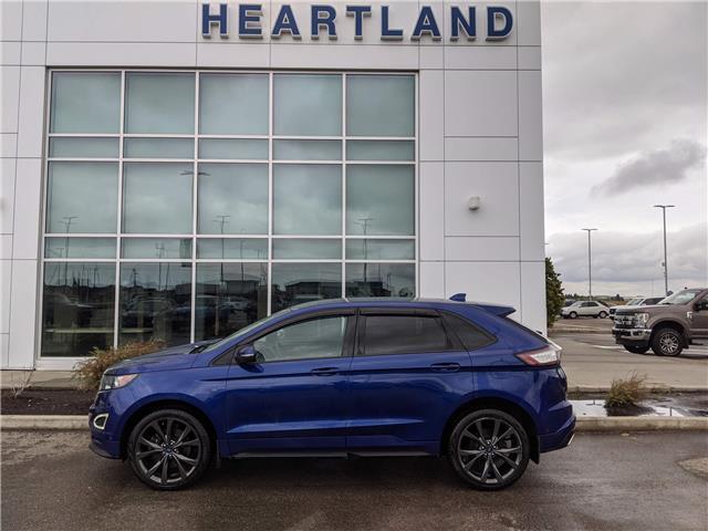 2015 Ford Edge Sport (Stk: MLT254B) in Fort Saskatchewan - Image 1 of 14
