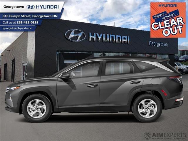 2022 Hyundai Tucson Preferred (Stk: 1341) in Georgetown - Image 1 of 1