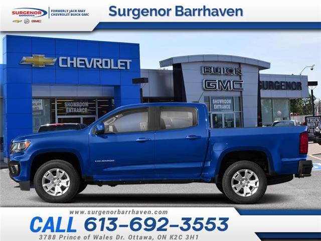 2021 Chevrolet Colorado Z71 (Stk: 210685) in Ottawa - Image 1 of 1