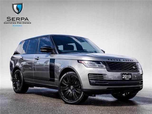 2019 Land Rover Range Rover 5.0L V8 Supercharged (Stk: SE0019) in Toronto - Image 1 of 29