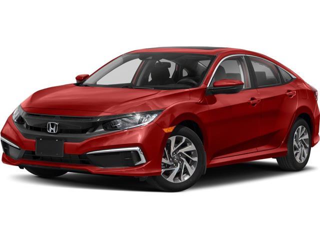 2019 Honda Civic EX (Stk: 21015A) in Cambridge - Image 1 of 1