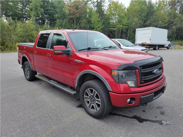 2014 Ford F-150 FX4 (Stk: P21-107A) in Huntsville - Image 1 of 9