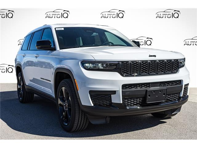 2021 Jeep Grand Cherokee L Laredo (Stk: 45116) in Innisfil - Image 1 of 27