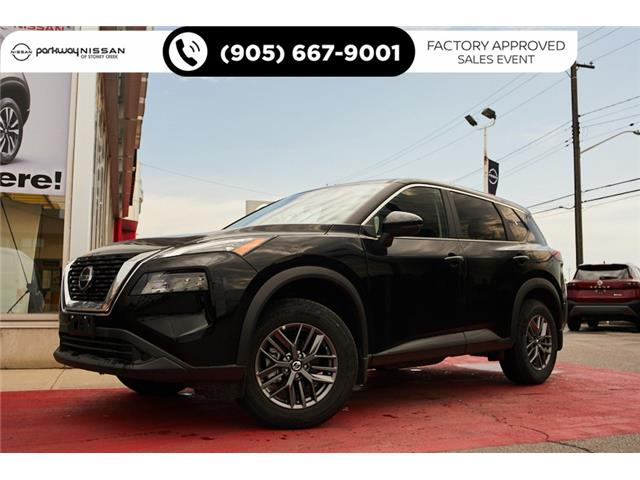 2021 Nissan Rogue S (Stk: N21525) in Hamilton - Image 1 of 27