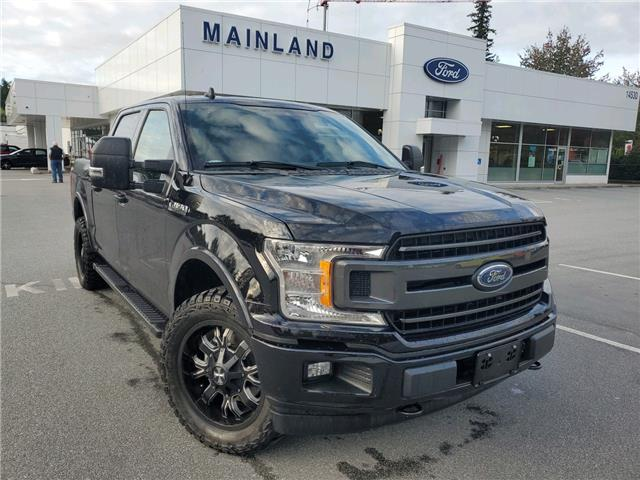 2020 Ford F-150 XLT (Stk: P99492) in Vancouver - Image 1 of 8