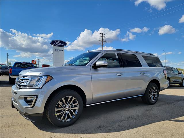 2021 Ford Expedition Max Limited (Stk: 21237) in Westlock - Image 1 of 16