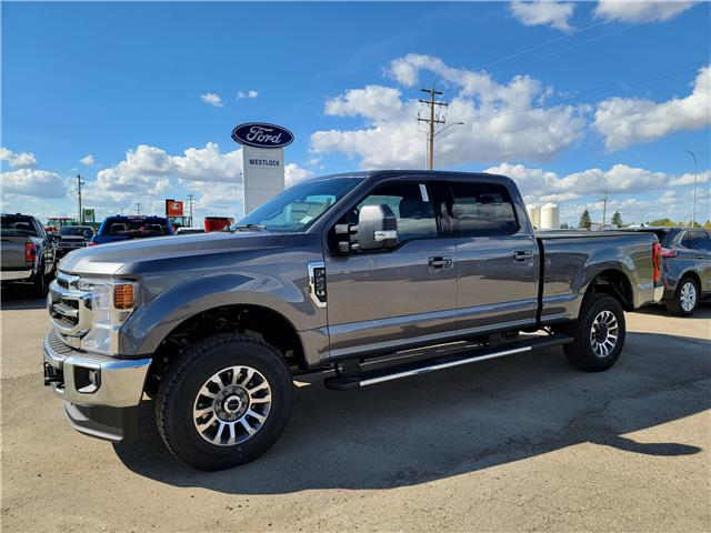 2022 Ford F-250 Lariat (Stk: 22010) in Westlock - Image 1 of 14