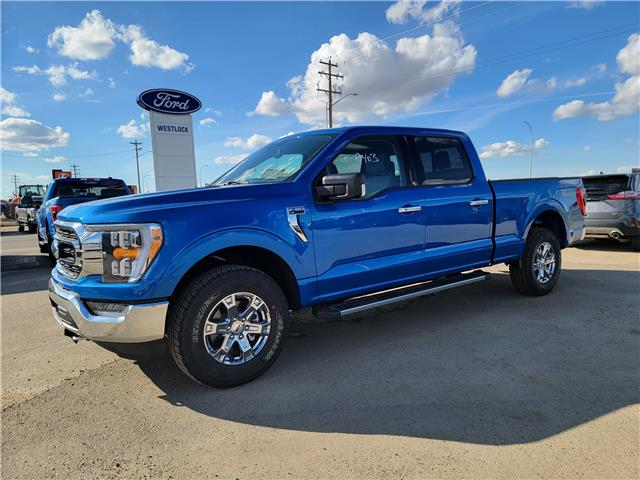 2021 Ford F-150 XLT (Stk: 21224) in Westlock - Image 1 of 14