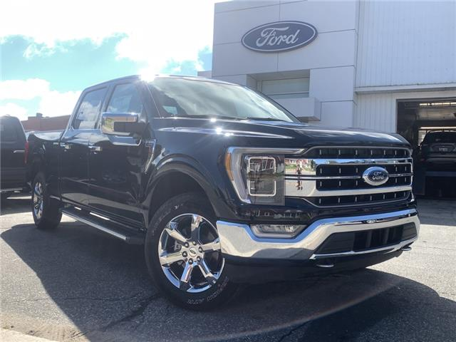 2021 Ford F-150 Lariat (Stk: 021218) in Parry Sound - Image 1 of 22