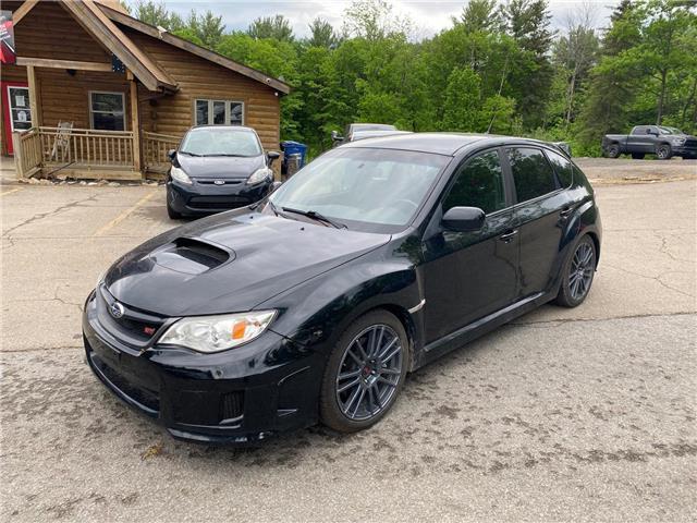 2012 Subaru WRX STI  (Stk: u0710) in Rawdon - Image 1 of 8