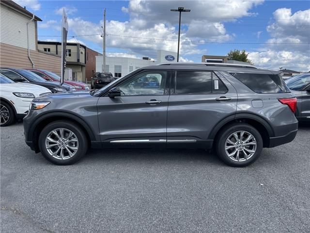 2021 Ford Explorer Limited (Stk: 21290) in Cornwall - Image 1 of 14