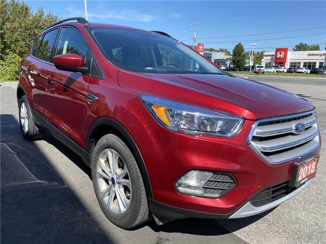 2018 Ford Escape SE (Stk: CMC683761A) in Cobourg - Image 1 of 14