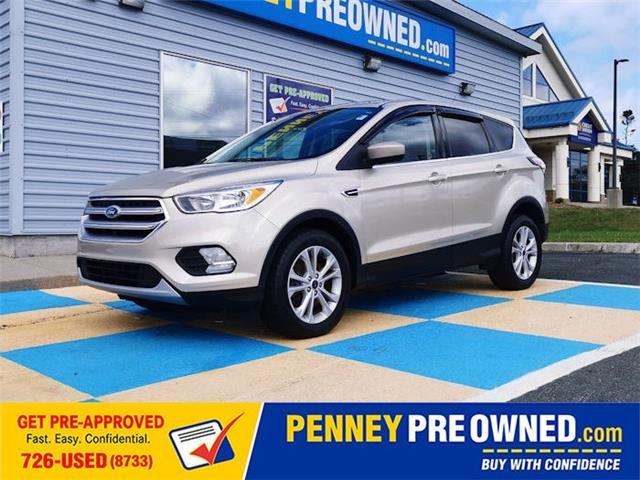 2017 Ford Escape SE (Stk: N40457B) in Mount Pearl - Image 1 of 15